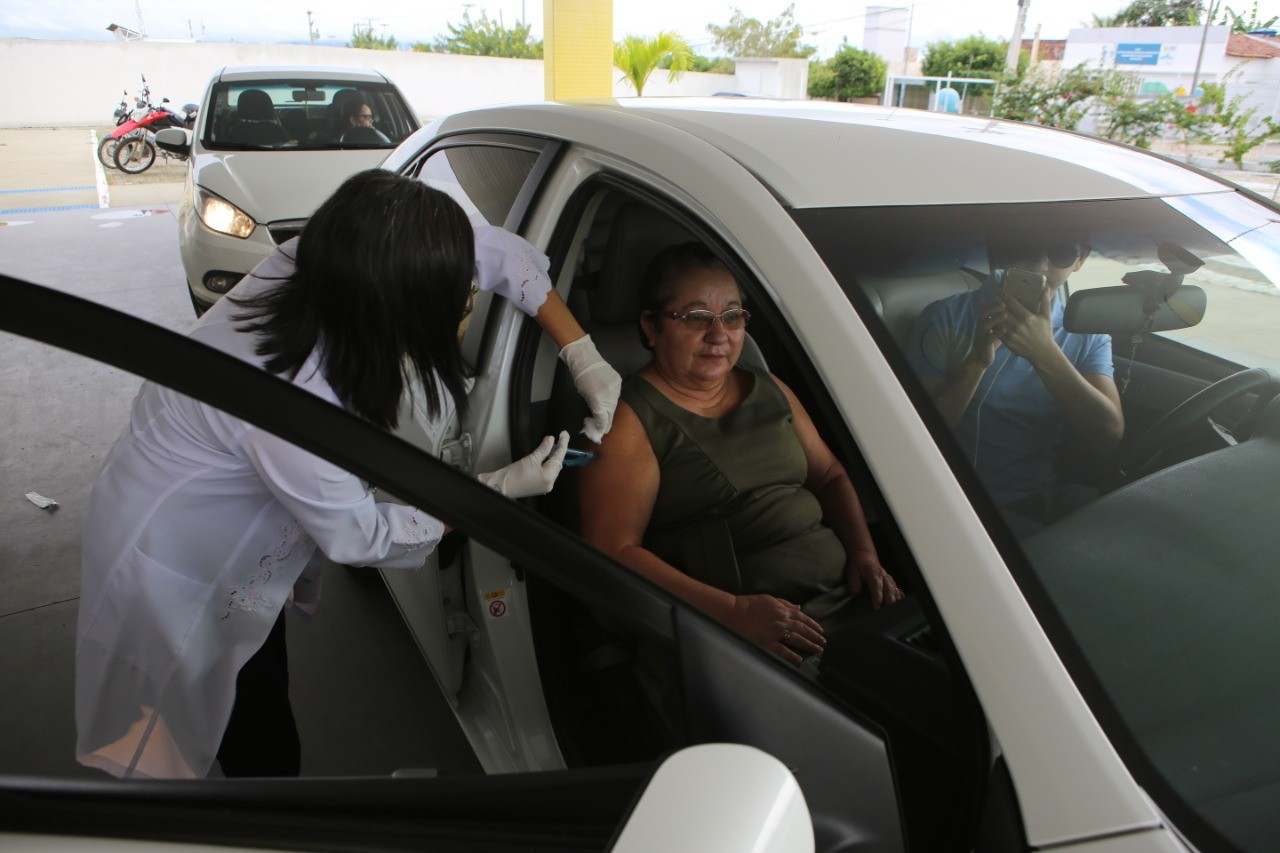 Vacinação contra a gripe: Afogados da Ingazeira atinge mais de 90% do público-alvo
