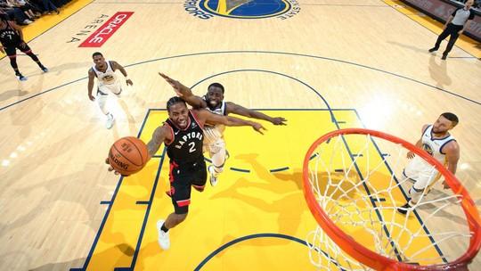 Melhores momentos: Toronto Raptors 123 x 109 Golden State Warriors pela final da NBA