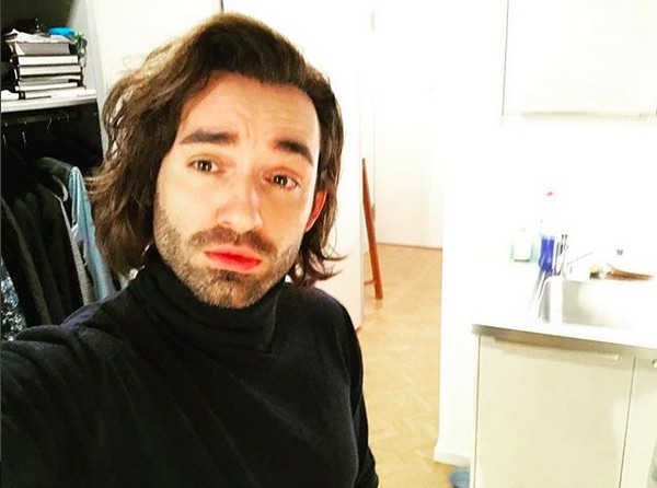 O cantor alemão Daniel Küblböck (Foto: Instagram)
