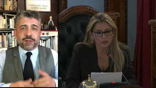 Áñez diz que vai revogar a reeleição indefinida no país