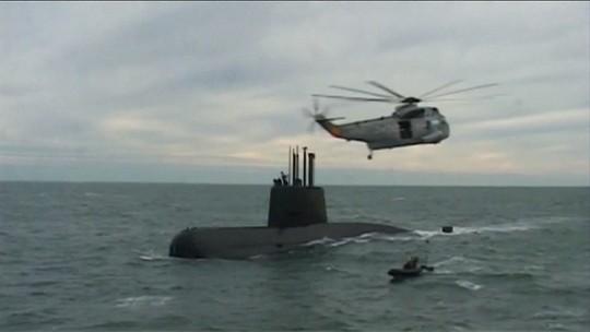 Novo sinal detectado no Atlântico Sul pode ser de submarino desaparecido