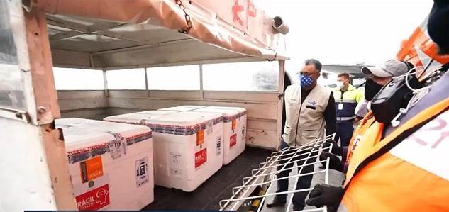 SC recebe mais 265 mil doses de vacinas contra a Covid; Janssen chega pela 1ª vez ao estado