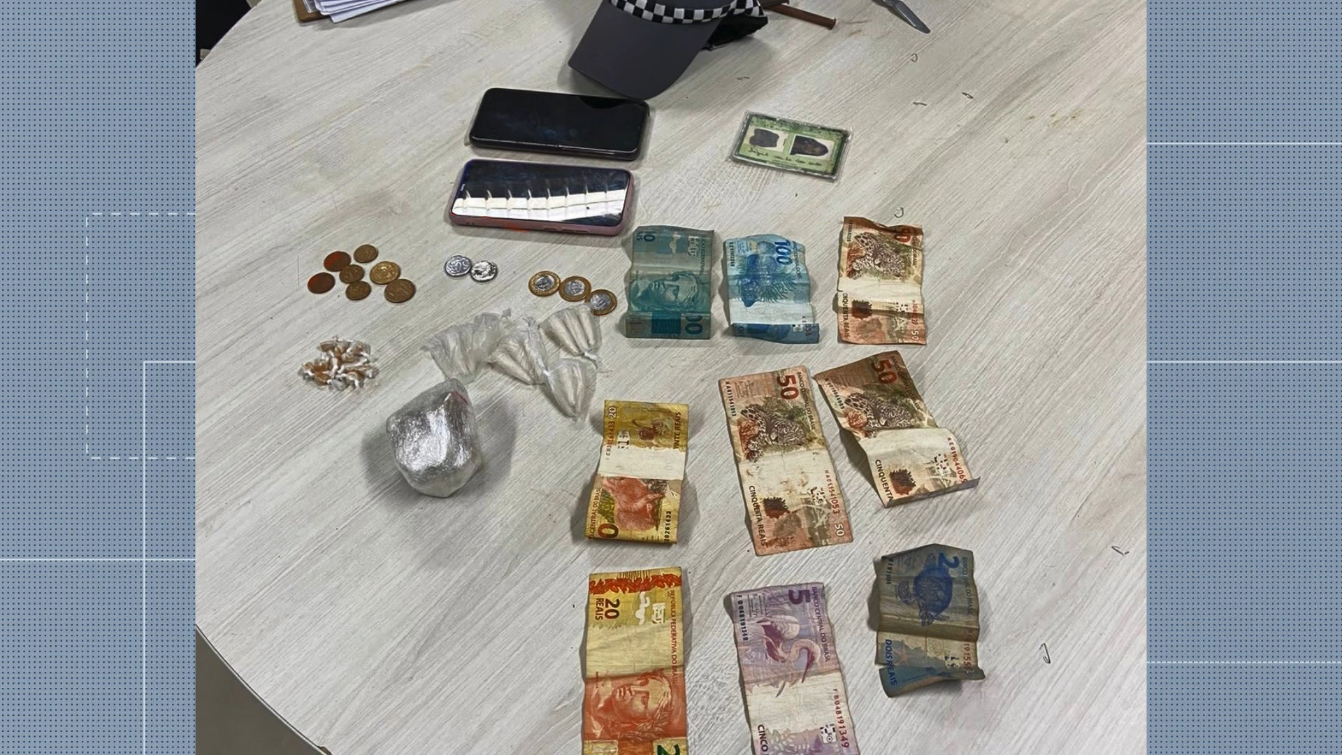Duas mulheres são presas transportando drogas em ônibus no ES