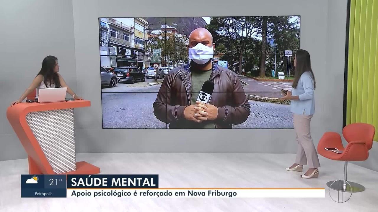 Apoio psicológico gratuito é reforçado em Nova Friburgo durante a pandemia