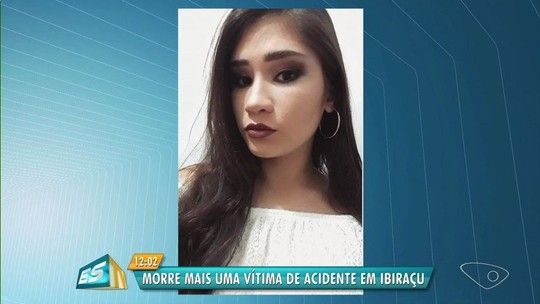 Morre a terceira vítima do grave acidente na BR-101 em Ibiraçu, ES