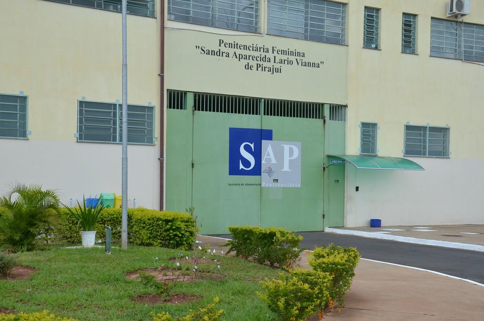 Maria Angélica está na Penitenciária de Pirajuí desde novembro do ano passado (Foto: SAP/ Divulgação)