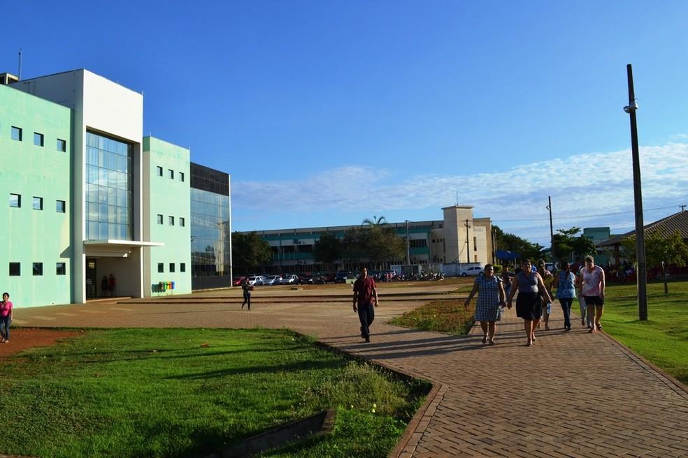 UFT abre seleção para professor efetivo (Foto: Bianca Zanella/UFT/Divulgação)