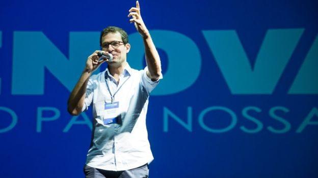 O RenovaBR foi idealizado pelo empresário Eduardo Mufarej e tem como entusiastas o apresentador de TV Luciano Huck. (Foto: DIVULGAÇÃO/HENRIQUE GRANDI)