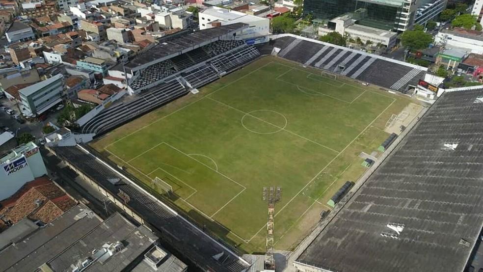 Lacerdão será o local do jogo — Foto: Caruaru no Face