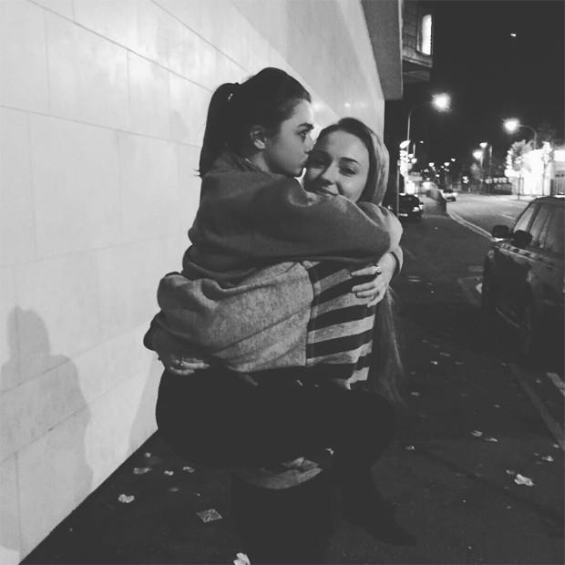 Sophie Turner e Maisie Williams (Foto: Reprodução / Instagram)