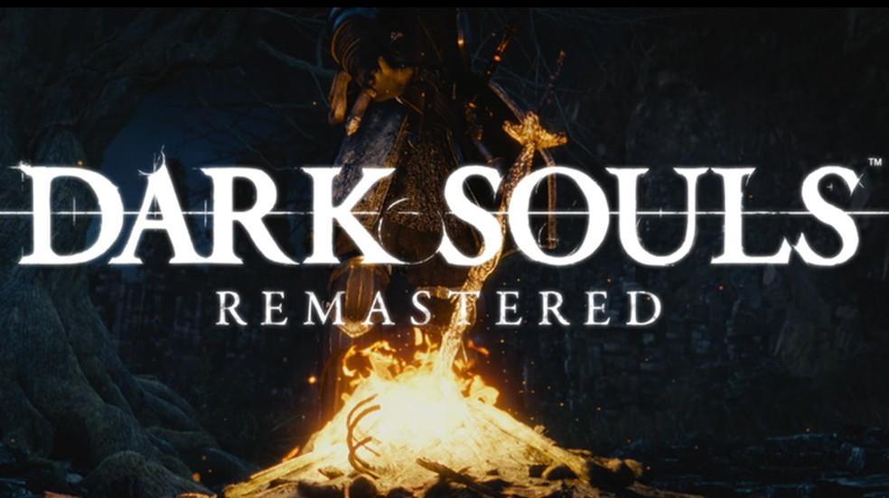 Dark Souls Remastered foi primeiro anunciado para o Switch antes de ser confirmado também em outras plataformas (Foto: Reprodução/YouTube)