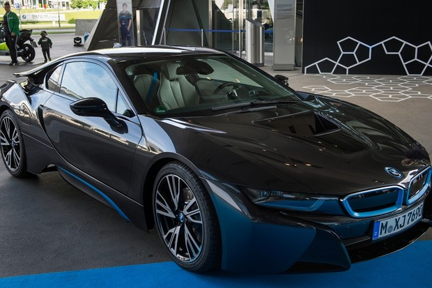 Carros Luxo, BMW (Foto: Getty Images)