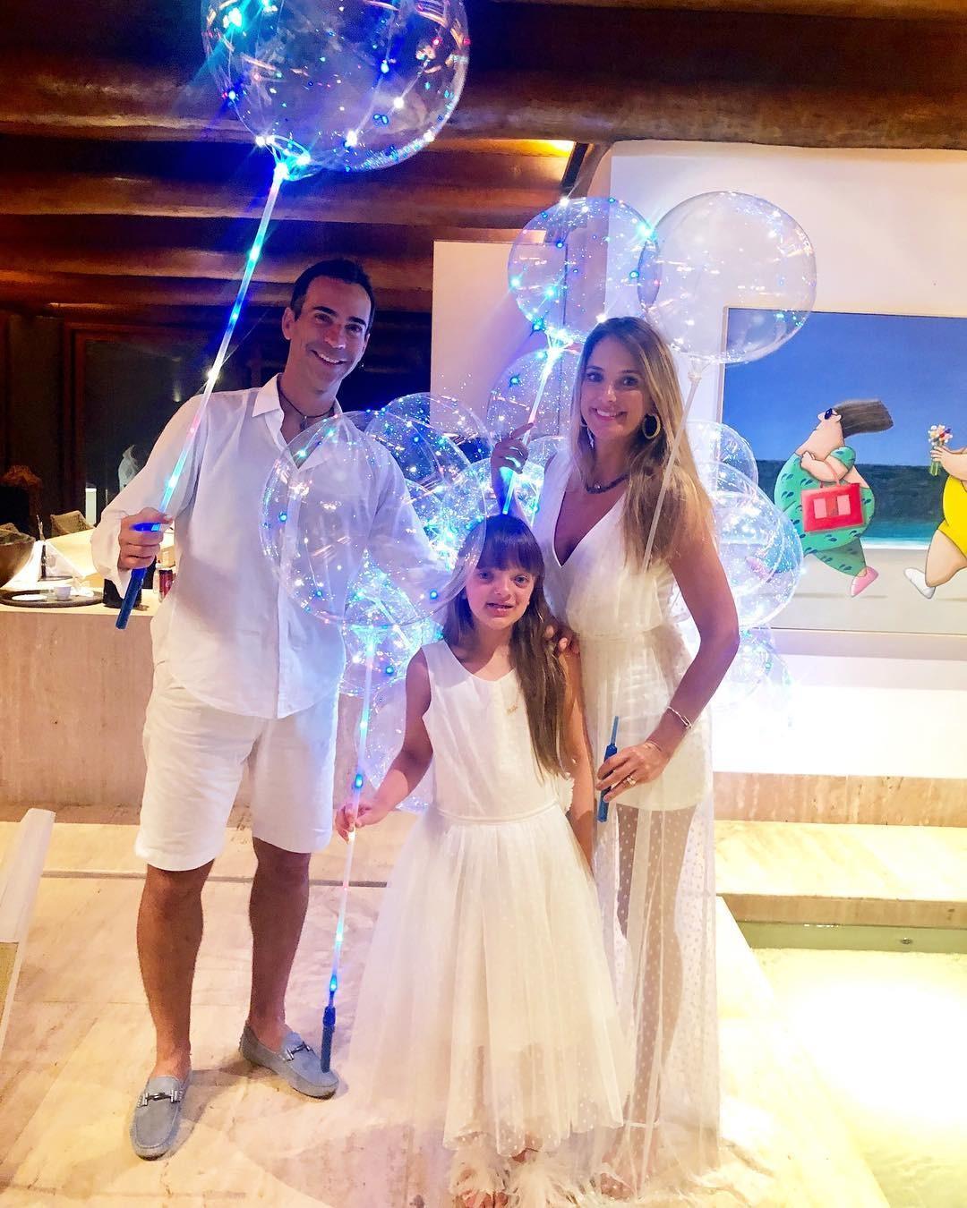 Cesar Tralli, Ticiane Pinheiro e Rafa Justus (Foto: Reprodução/Instagram)