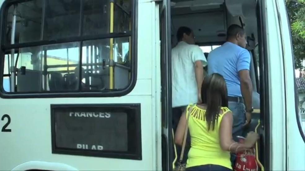 Passagem de ônibus intermunicipal no Ceará fica mais cara nesta quinta — Foto: Reprodução/TV Gazeta