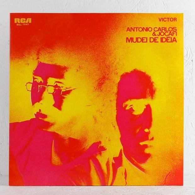 Mudei de Ideia (1971), Antonio Carlos e Jocafi (Foto: Divulgação)