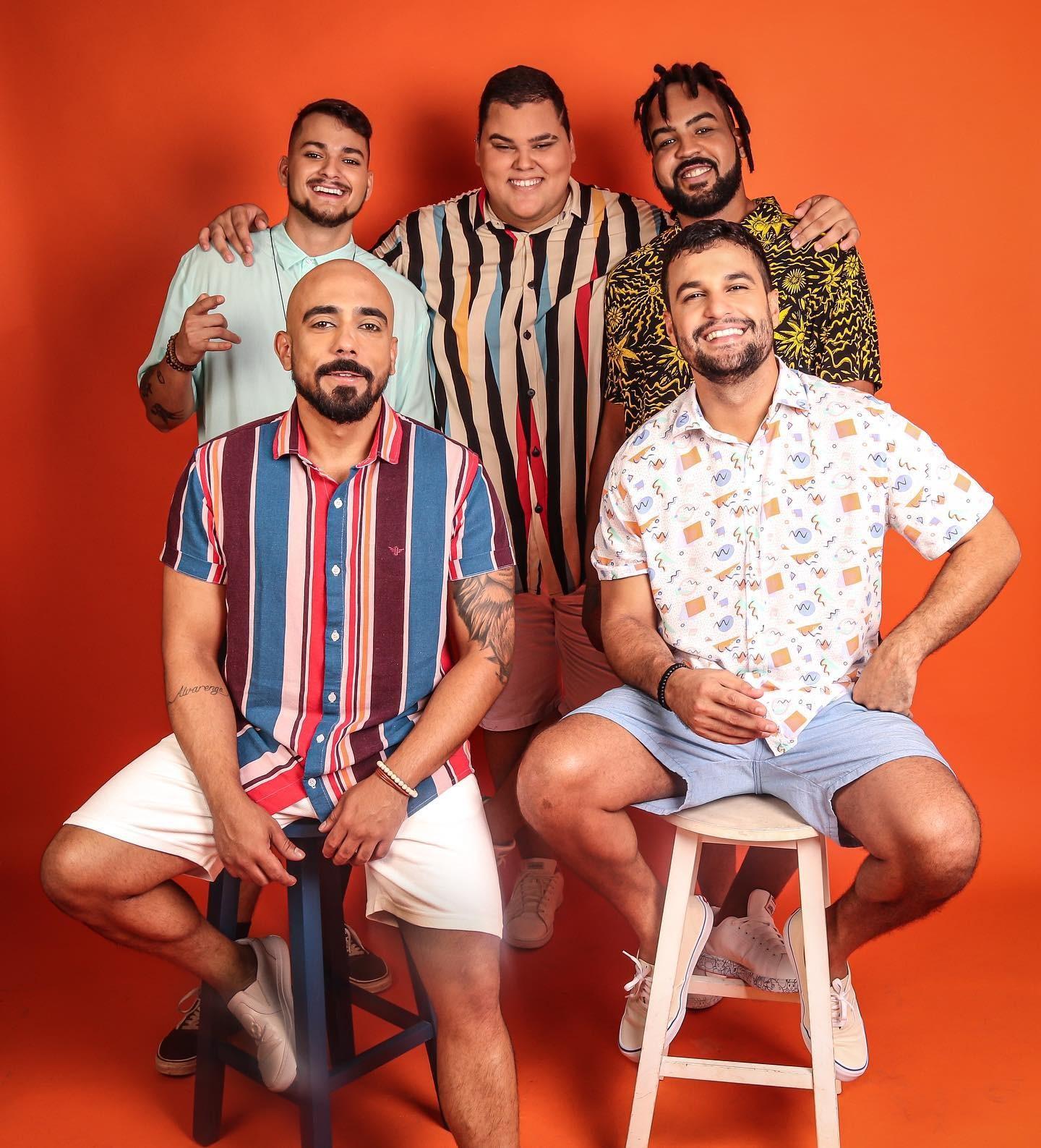 Grupo Menos é Mais anuncia primeiro show em Sorocaba no dia 12 de outubro