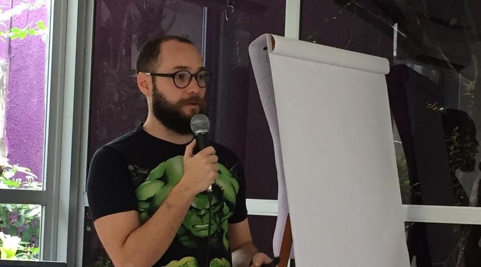 Pedro Barros, sócio da MG Auditoria, Consultoria e Contabilidade e palestrante do We Are Omie (Foto: Divulgação)