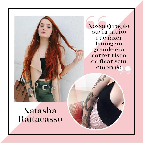 Natasha Rattacasso (Foto: Arte: Victoria Polak)
