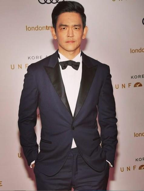 John Cho (Foto: Reprodução)