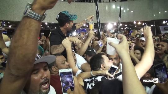 Da euforia à cobrança: 2ª maior compra do Ceará em 2019, Leandro Carvalho some na Série A