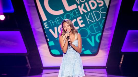 Luna Maria faz Ivete Sangalo relembrar infância e arrasa em Audição