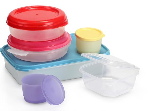 Potes de plástico (Foto: Thinkstock)