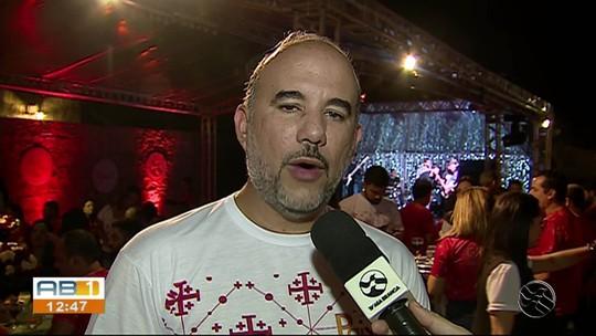 TV Asa Branca promove 'Encontro da Paixão' após encenação do espetáculo em Nova Jerusalém