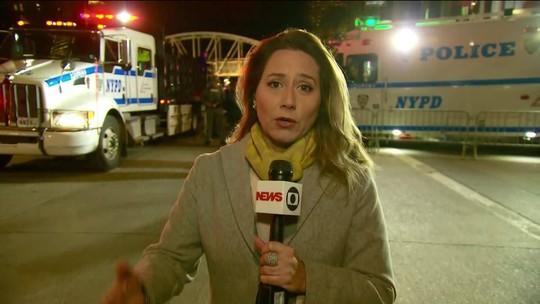 Polícia diz que suspeito do ataque em Nova York seria do Uzbequistão