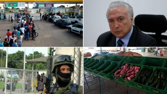 Foto: (Reuters/Ueslei Marcelino; Cesar Itiberê/PR; Vladimir Platonow/Agência Brasil Rio de Janeiro; Evaristo Sa/AFP)