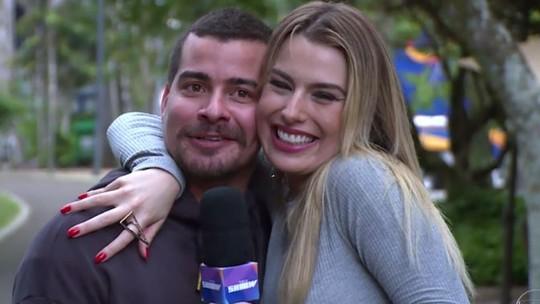 Thiago Martins mostra últimos vídeos de seu celular e afirma: 'Não estou namorando'