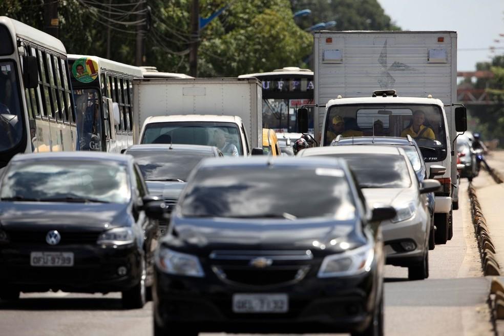 Medida vale para motoristas com dívidas do IPVA entre 2015 e 2018 — Foto: Arquivo Pessoal