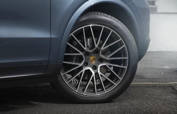 Porsche Cayenne 2018 chega ao Brasil (Foto: Divulgação)