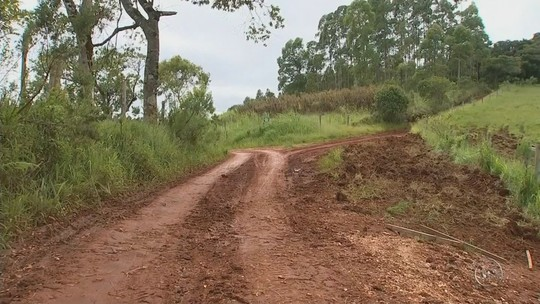 Moradores de bairro rural de Capão Bonito reclamam das más condições das estradas