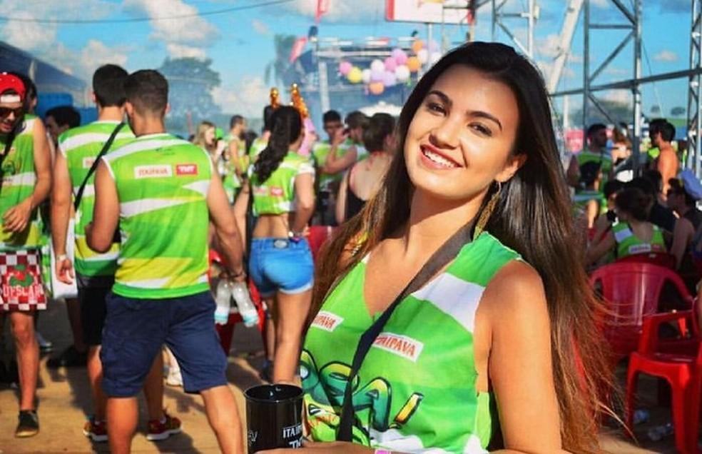 Clara Santana acredita que falta união das mulheres contra o assédio (Foto: Arquivo Pessoal)