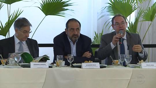 Kalil pede ajuda financeira a deputados para projetos de Belo Horizonte