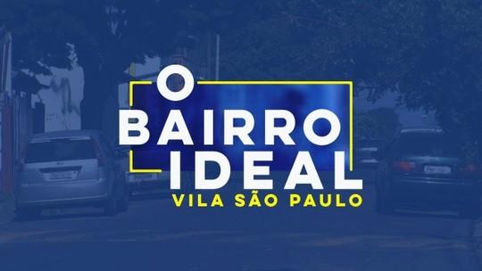 Projeto Bairro Ideal chega ao bairro Vila São Paulo, em Bauru