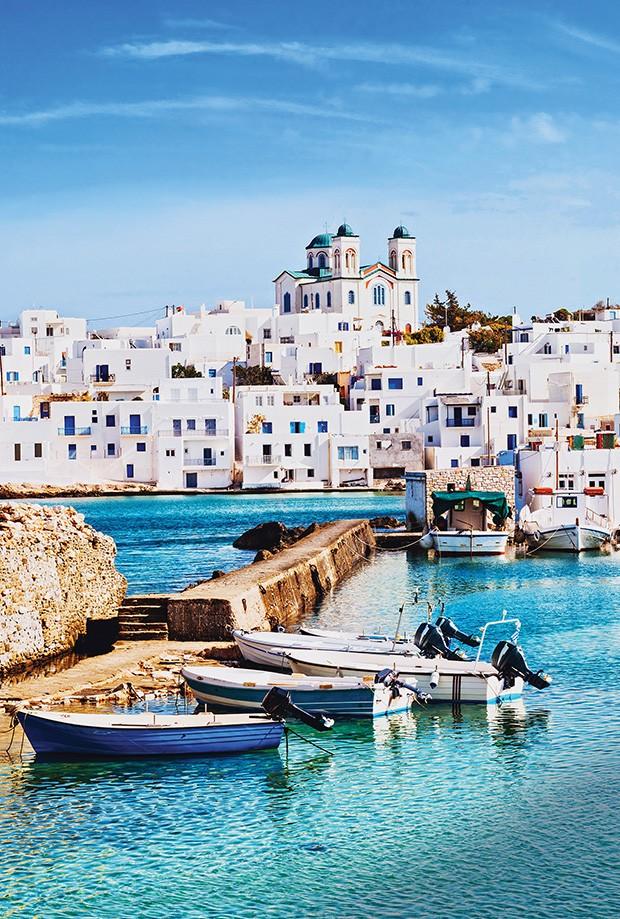 """Bem-estar: Icária, na Grécia, é uma ilha """"blue zone"""" (Foto: Getty Images)"""