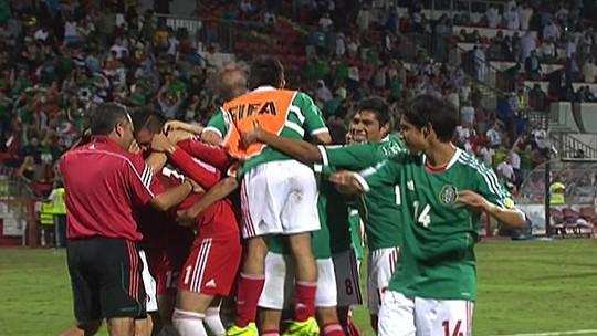 Nem Gabigol, Neymar e Marcelo salvaram: freguês no sub-17, Brasil já caiu para México três vezes