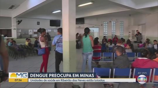 Pacientes reclamam de demora de atendimento em UPA de Ribeirão das Neves
