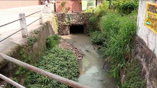 Brasil tem 285 obras de saneamento básico paradas