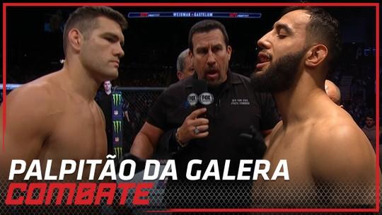 Palpitão da Galera: UFC Boston