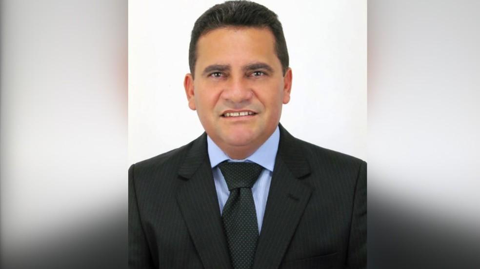 Prefeito de Riacho Frio foi baleado durante tentativa de homicídio (Foto: Reprodução/Facebook)