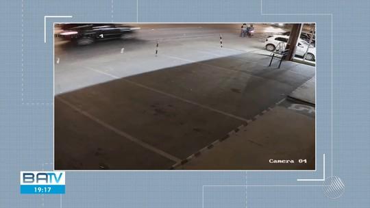 VÍDEO: Câmera de segurança registra parte de perseguição policial que terminou com dançarina morta na Bahia