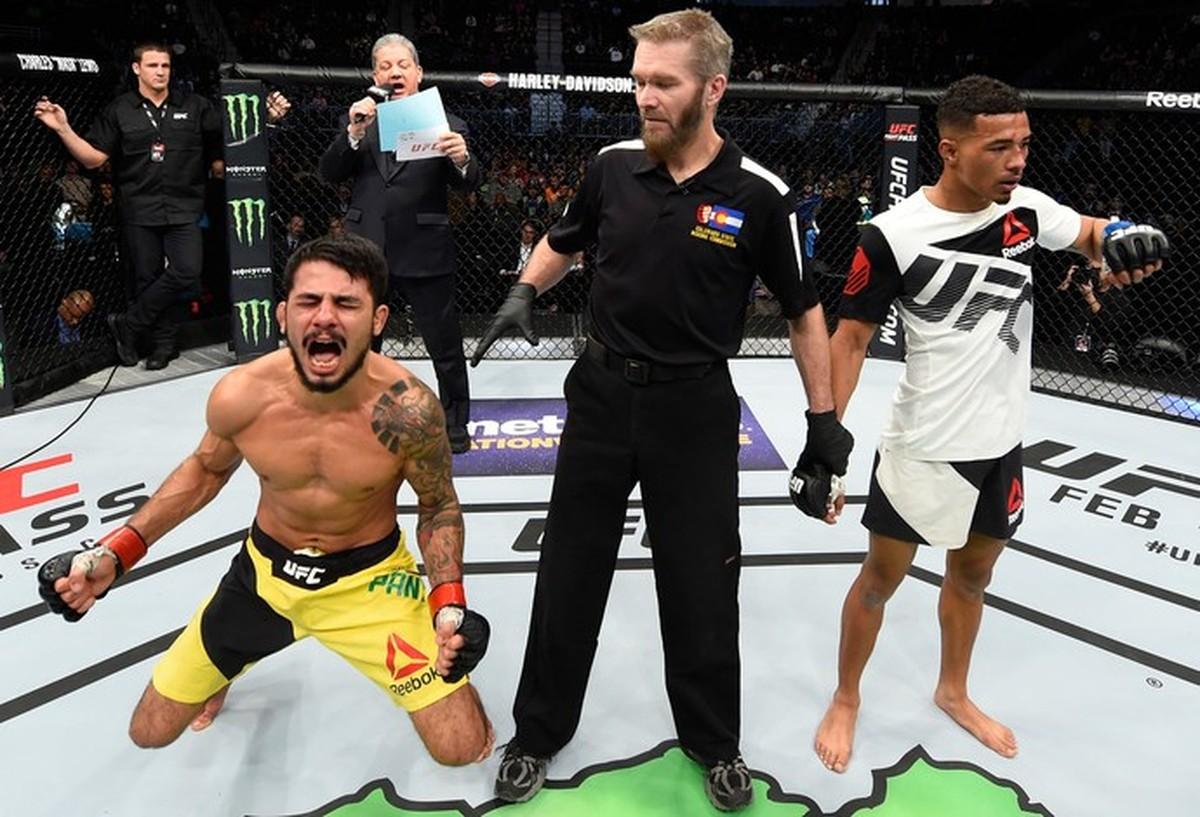 Telão será instalado em Arraial do Cabo, RJ, para luta de Alexandre Pantoja no UFC