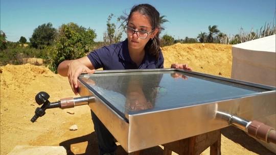 Conheça o Aqualuz, a invenção que potabiliza água de cisterna com luz solar