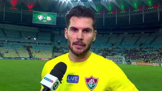 """Júlio César: """"Aproveitar a parada para a Copa para voltar melhor ainda"""""""