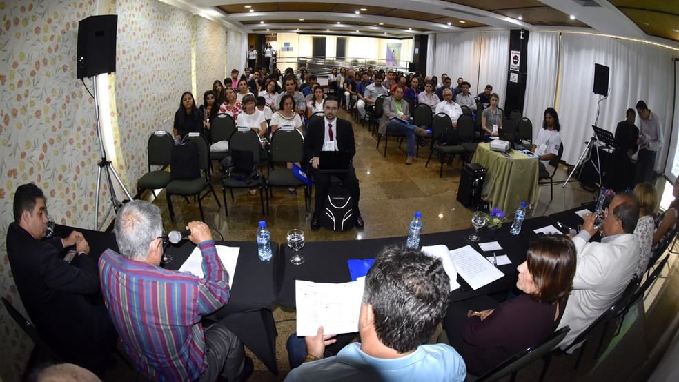 Evento tem como tema central o desenvolvimento sustentável do semiárido (Foto: Cícero Oliveira)