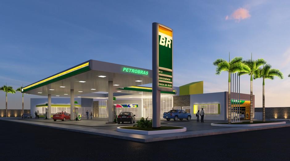 BR Distribuidora, Petrobras (Foto: Divulgação)