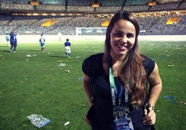 Isabelly Morais (Foto: Reprodução)