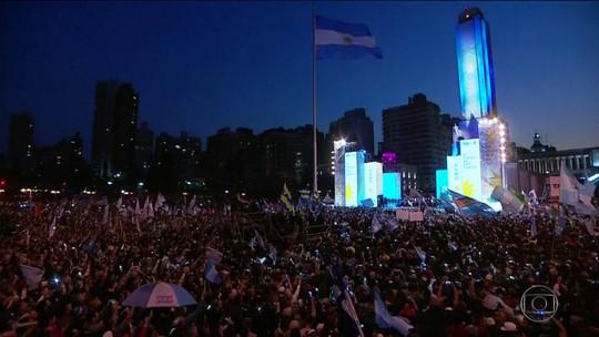 Oposição sai na frente nas prévias das eleições argentinas